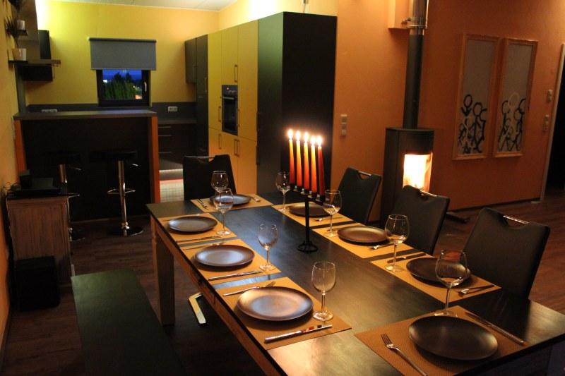 bilder ferienhaus gl ck holiday home. Black Bedroom Furniture Sets. Home Design Ideas